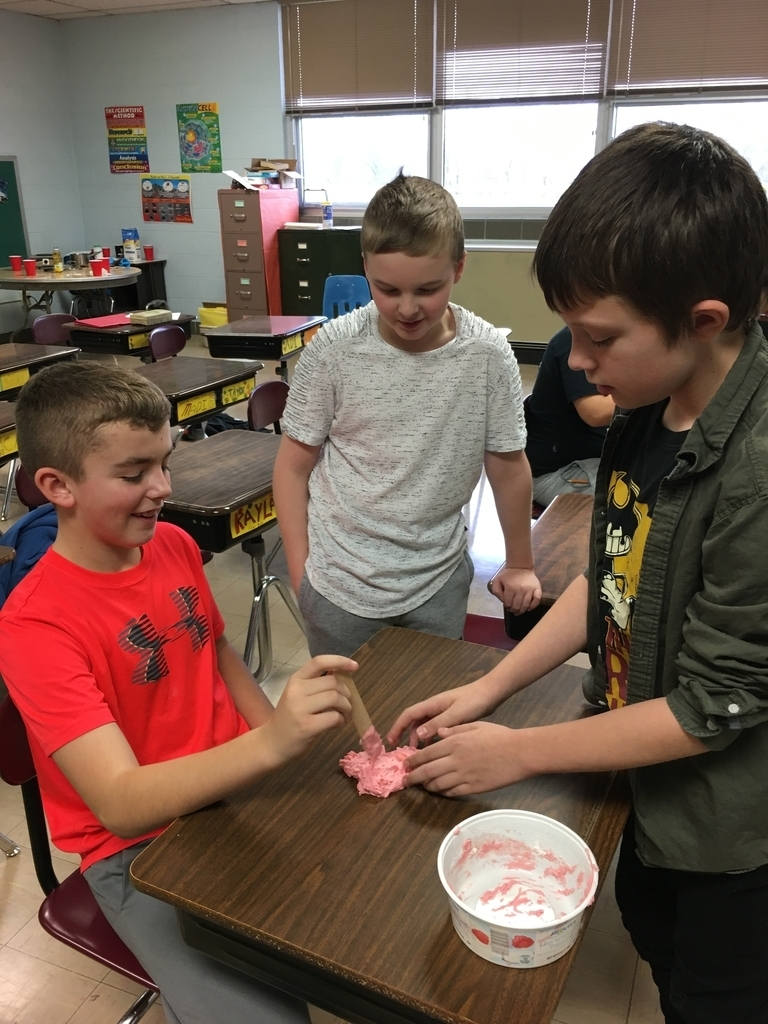 STEM Modeling Dough
